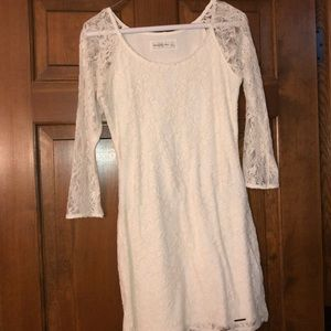Abercrombie & Fitch lace bodycon dress worn once!